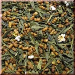 Genmaicha (Puffreis-Tee)