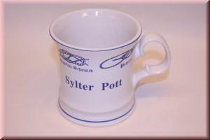 "PS23 Herrenbecher  \""Sylter Pott \"" mit Knoten"