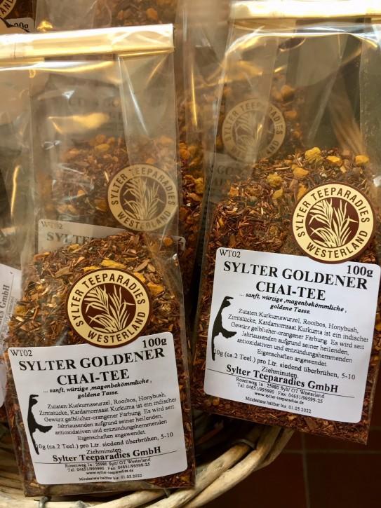 Sylt`s goldener Chai-Tee,100g