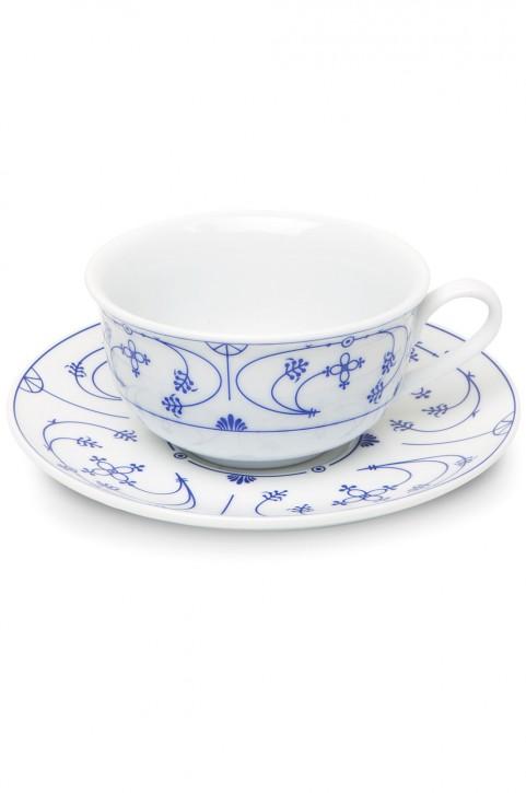 Teetasse Indisch/ Blau