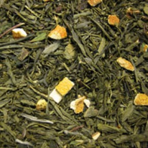 Grüner Tee Ingwer- Zitrone