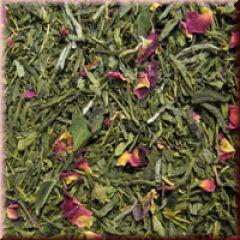 Grüner Tee Sylter Rose