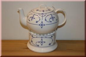 """Teeset """"Indisch-Blau"""" (klein)"""
