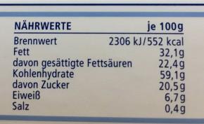 ZT02 Sylter Friesenkekse, mit Butter 120g